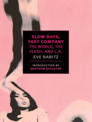 cover image of Slow Days, Fast Company
