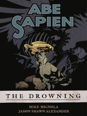 cover image of Abe Sapien (2008), Volume 1