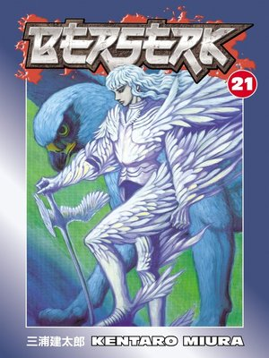 cover image of Berserk, Volume 21
