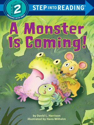 cover image of A Monster is Coming!