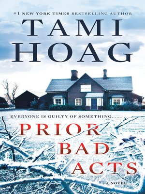 Cover image for Prior Bad Acts