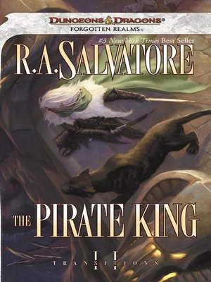 cover image of The Pirate King