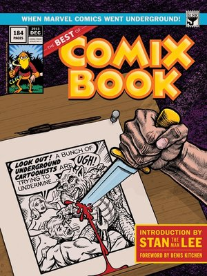 cover image of The Best of Comix Book