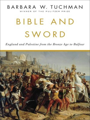 cover image of Bible and Sword