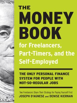 cover image of The Money Book for Freelancers, Part-Timers, and the Self-Employed