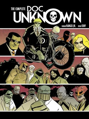 cover image of The Complete Doc Unknown