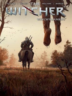cover image of The Witcher (2014), Volume 6