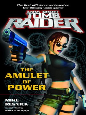 cover image of The Amulet of Power