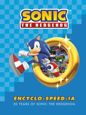 cover image of Sonic the Hedgehog Encyclo-speed-ia