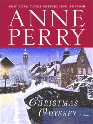 cover image of A Christmas Odyssey