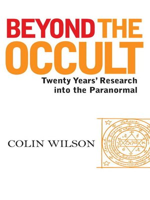 cover image of Beyond the Occult