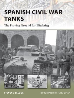 cover image of Spanish Civil War Tanks