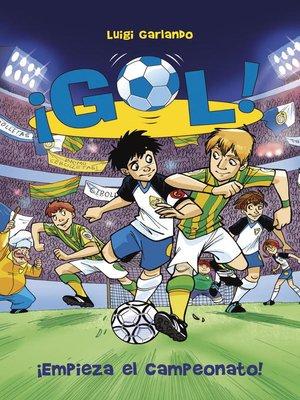 cover image of ¡Empieza el campeonato!