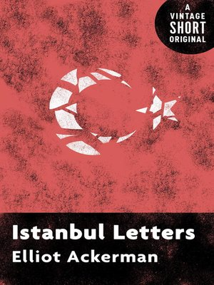 cover image of Istanbul Letters