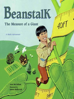 cover image of Beanstalk: The Measure of a Giant