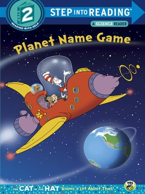 cover image of Planet Name Game