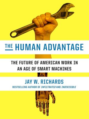 cover image of The Human Advantage