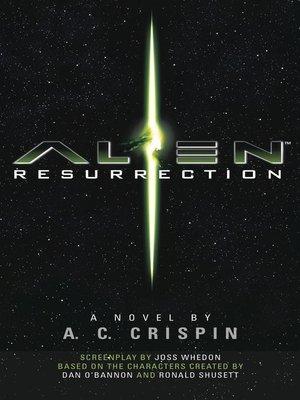 cover image of Alien Resurrection