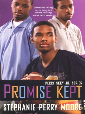 cover image of Promise Kept