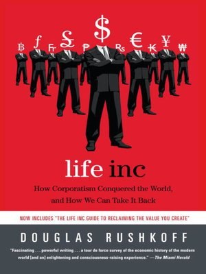 cover image of Life Inc.