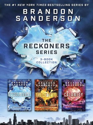 cover image of The Reckoners Series