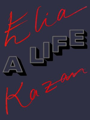 cover image of Elia Kazan