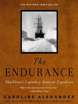 cover image of The Endurance