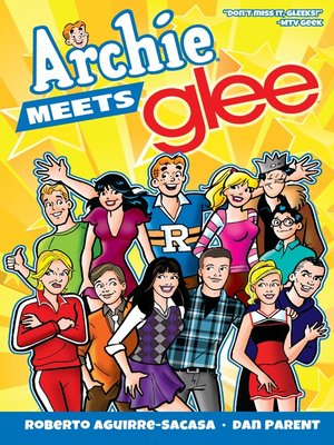 cover image of Archie Meets Glee