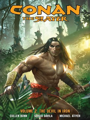 cover image of Conan the Slayer Volume 2