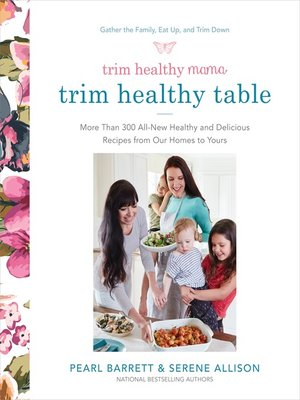 cover image of Trim Healthy Mama's Trim Healthy Table