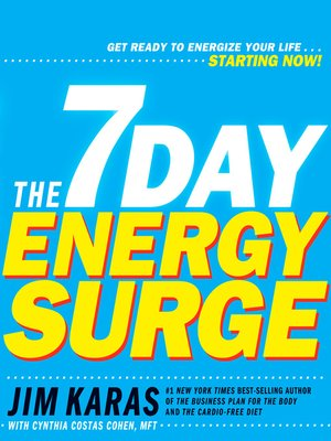 energy surge pdf jim karas