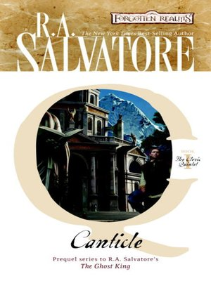 cover image of Canticle