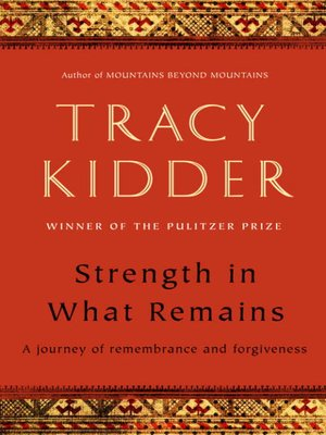 cover image of Strength in What Remains