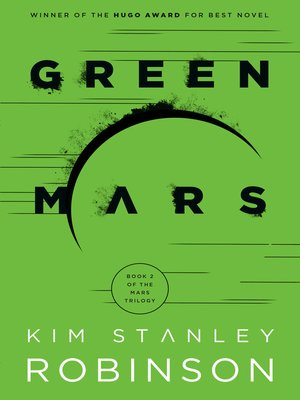 cover image of Green Mars