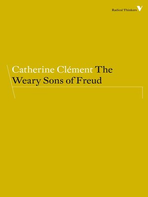 cover image of The Weary Sons of Freud