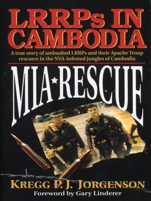 cover image of MIA Rescue