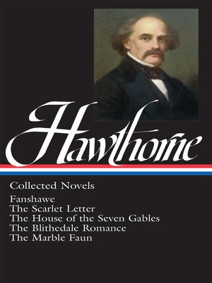 cover image of Nathaniel Hawthorne: Collected Novels