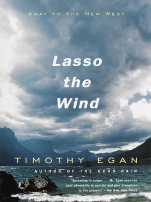 cover image of Lasso the Wind