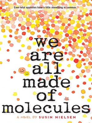 cover image of We Are All Made of Molecules