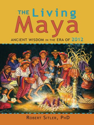 cover image of The Living Maya