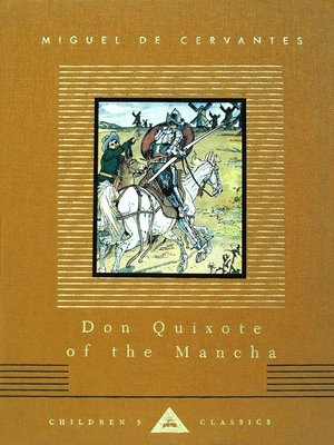 cover image of Don Quixote of the Mancha