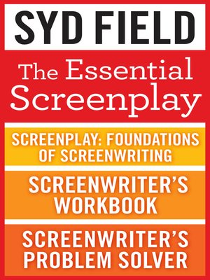cover image of The Essential Screenplay (3-Book Bundle)