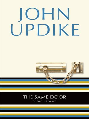 cover image of The Same Door