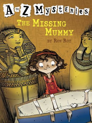 cover image of The Missing Mummy