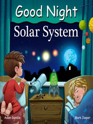 cover image of Good Night Solar System