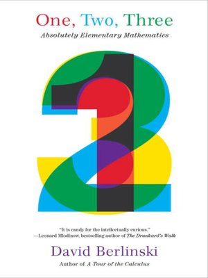 cover image of One, Two, Three