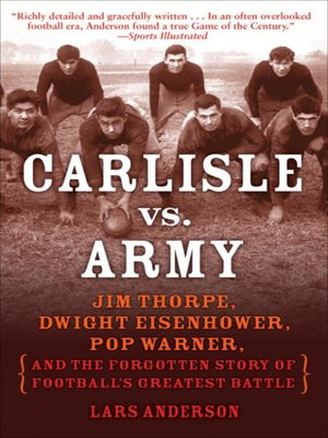 cover image of Carlisle vs. Army