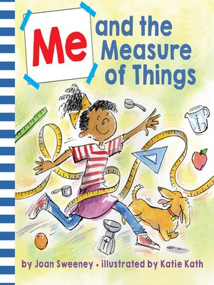 cover image of Me and the Measure of Things