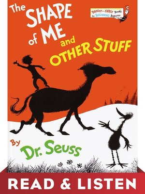 cover image of The Shape of Me and Other Stuff