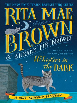 cover image of Whiskers in the Dark